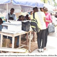 Students' Resumption Good for Business – Traders