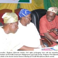 UMFB Holds 2ndAGM …Poised to Impact Stakeholders – Vice-Chancellor