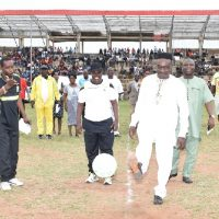 """No Winner, No Loser, Says VC    …As Sports Directorate Commences Inter-Collegiate Sports"