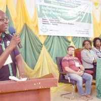 VC Commends ICGEB, Biotechnology Centre