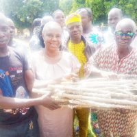 AMREC, C:AVA, Others Empower Farmers on Best Practices in Cassava Cultivation