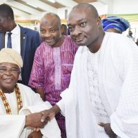 75th BIRTHDAY ANNIVERSARY:  FUNAAB'S VC Felicitates With Alake of Egbaland