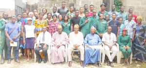 Monarch Lauds FUNAAB Extension Service …as AMREC Empowers Community