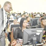P-UTME Screening Excites VC …Thanks Staff