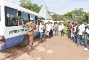 FUNAAB Conducts Post-UTME