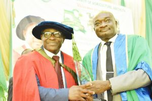 Professor Ozoje Canvasses For Improved Livestock Potentials