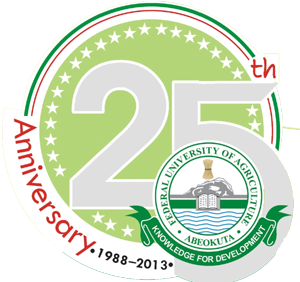 FUNAAB holds its Registry lecture series, first of its kind in the history of the University…