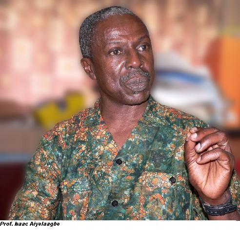 There's Strong Link between Nutrition, Health  – Professor Aiyelaagbe