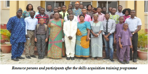 FUNAAB Empowers Young Learners
