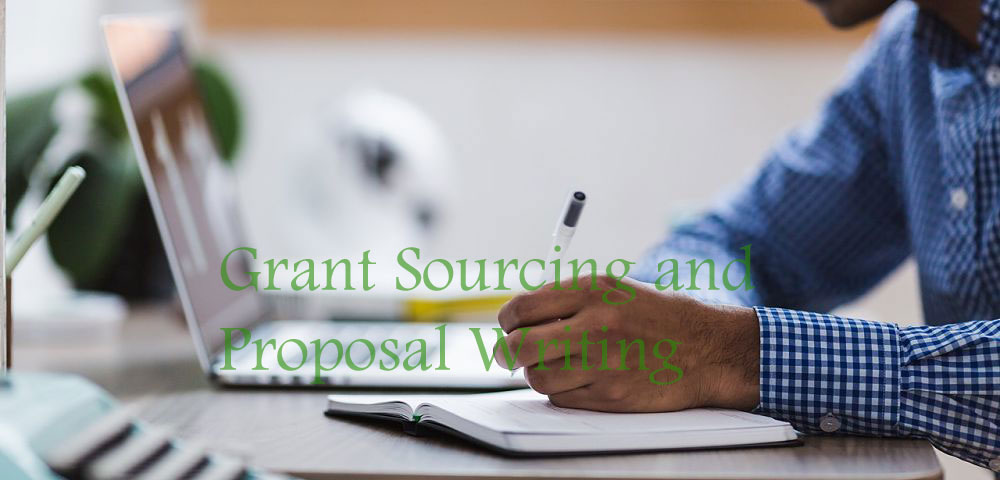 Registration for Grant Sourcing and Proposal Writing