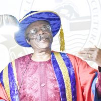CONVOCATION LECTURE: African Government Not Doing Enough to Provide Food Security – Professor Falola