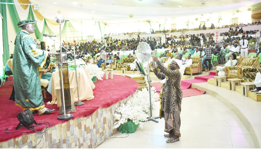 FUNAAB Mounts Appeal to Visitor … To restore Management Science - As 113 Bags First Class