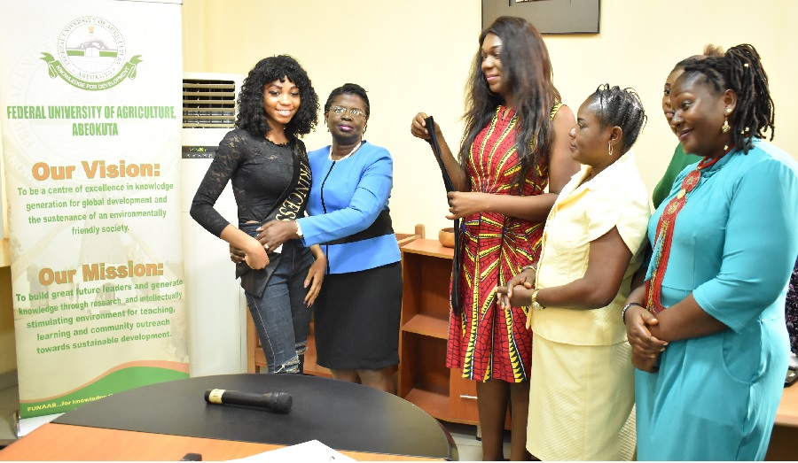 FUNAAB Hosts Queen Varsity Africa Reality Show ... As organiser marvels over facilities on campus