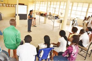 C:AVA Trains Cassava Processors