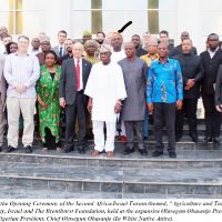 Fallout of Second Africa-Israel Forum: FUNAAB Poised to Partner Tel Aviv University