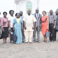 FUNAAB Hosts Journalists to Media Luncheon