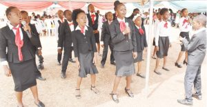 FUNAAB Staff School Holds End of Year Ceremony/ Christmas Carol …Recounts God's Blessings