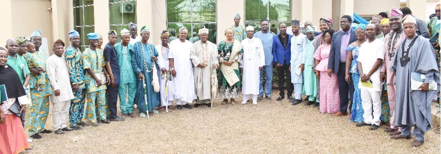 FUNAAB Alumni Celebrate 21st Annual Convention in Grand Style ……As Association Lay 11-Room-Guest-House Foundation