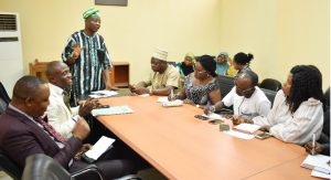 INTERNATIONAL ENGLISH LANGUAGE TESTING SYSTEM - FUNAAB Close To Becoming Centre … As IELTS rates facilities high