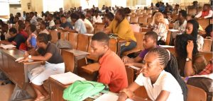 FUNAAB Bubbles …As Students return to Campus