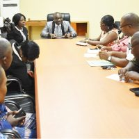Rehabilitated FUNAAB-Alabata Road:  VC Meets NURTW, ACCOMORAN and Other Stakeholders …Charges Sensitization of Drivers, Okada Riders, Other Road Users