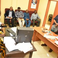 PRESIDENTIAL ELECTION RESULT: FUNAAB Staff Watch VC Live On Campus It is a national honour — DVC (D)