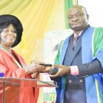 "Ovation as Prof. Adebambo Bows Out ...Says ""Success Without Succession is Total Failure"""