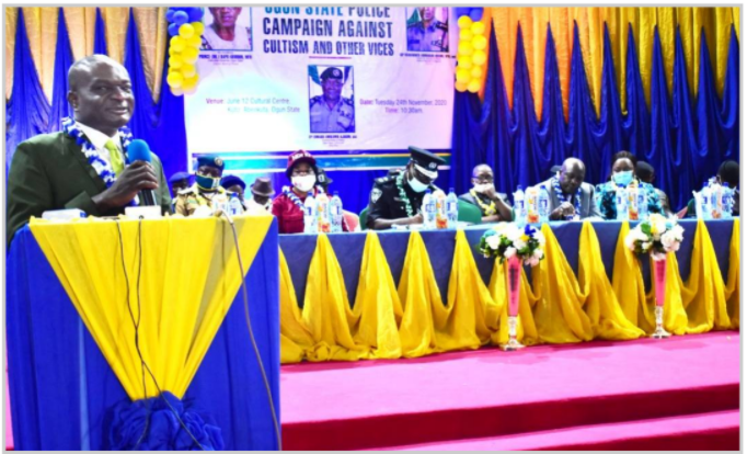 Don't Compromise Your Future – VC Charges Youths