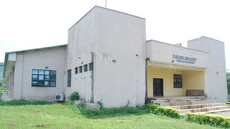 500 Seater Central Computer Laboratory - View 2