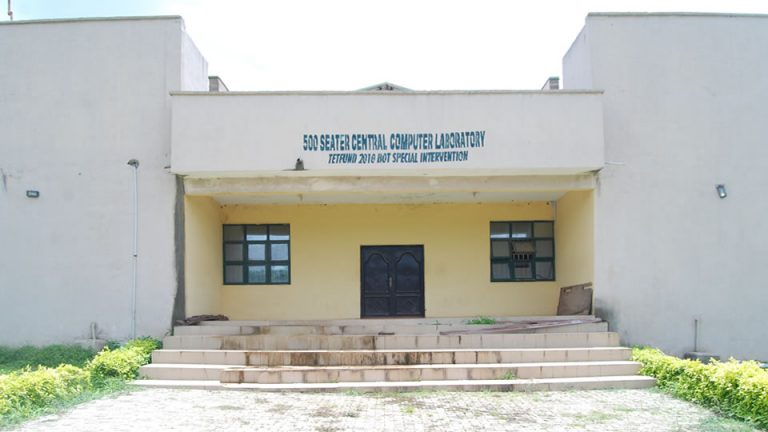 500 Seater Central Computer Laboratory - View 3