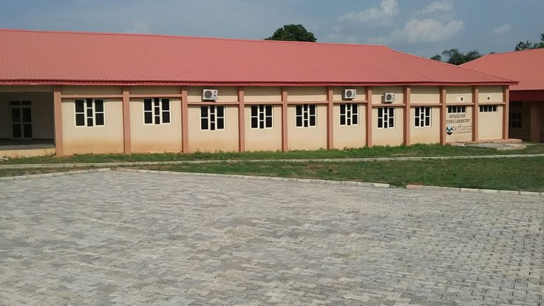 OFFICE FOR SCIENCE LABORATORY COMPLEX - View A