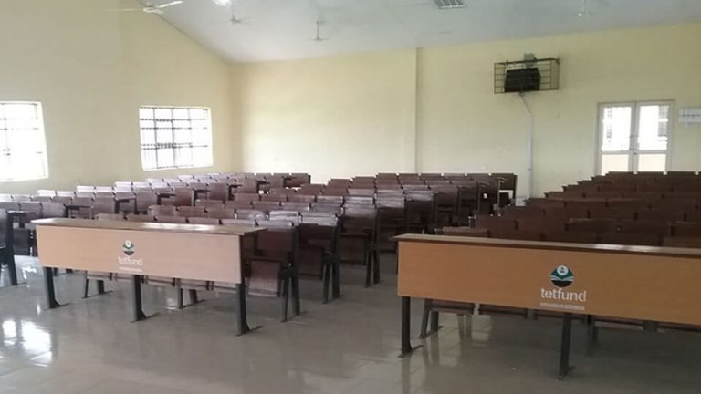 Supply and Installation of Furniture to Entrepreneurship Centre Building – View 1