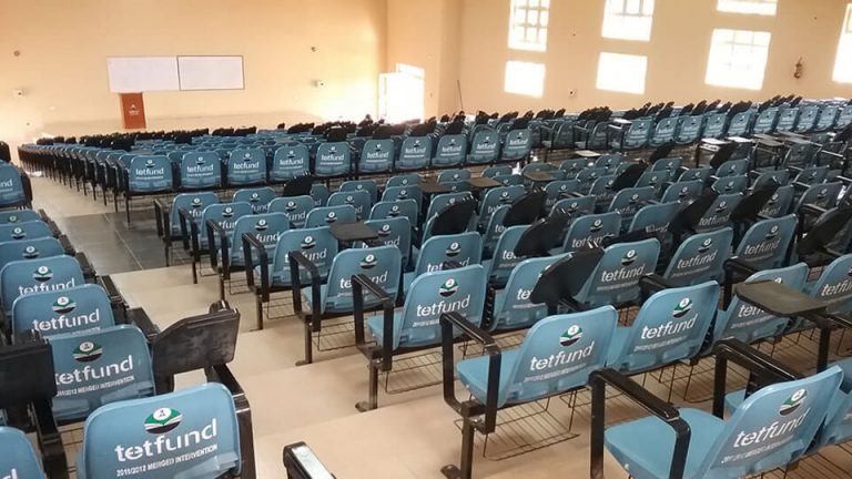 Supply & Installation Of Furniture For The 1000 Capacity Lecture Theatre Building - View 2