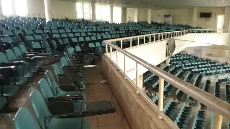 Supply & Installation Of Lecture Theatre Seats At The 2000 Capacity Lecture Theatre (Prof Mahmud Yakubu Lecture Theatre) - View 2