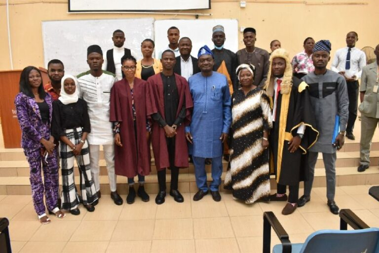 Don't Allow Breaking News to Break the University, VC Admonishes Students… As FUNAAB Swears in New SUG Executives
